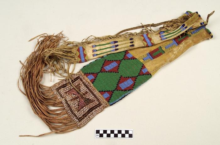 Pipebag with pipestem sheath